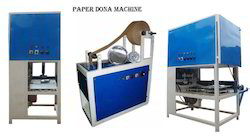Multi- Purpose Four Dies Paper Or Plate Making Machine