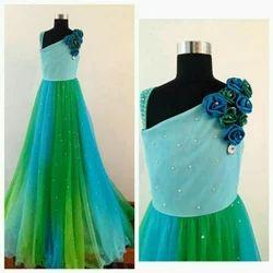 Western Wedding Designer Gown