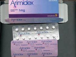 Arimidex Tab Anastrozole