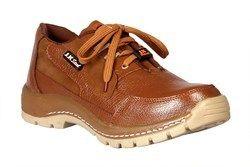JK Steel JKPA067BRN棕色安全鞋,钢鞋头,可用尺寸,6-10
