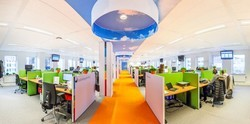 Call Center Interior Design and Decoration Services