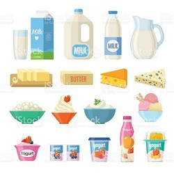 Dairy Products, Packaging Type: Carton, Packet, Box