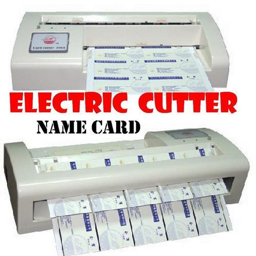 Visiting card cutter at rs 5500 piece chawri bazar delhi id visiting card cutter reheart Gallery