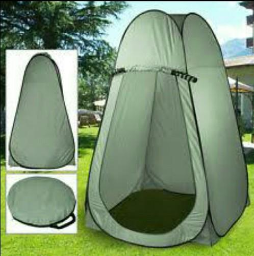 Olive Green Toilet Tent For C&ing & Olive Green Toilet Tent For Camping Rs 1350 /piece Kent Army ...