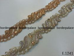 Embroidered Lace E 1241