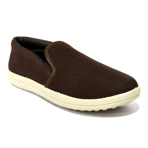 104f0110a5a Mens Brown Casual Loafer Shoes