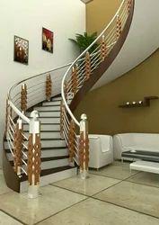 Stainless Steel Stair Railings