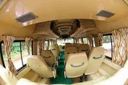 17 Seater AC Push Back Tempo Traveler Rental Service
