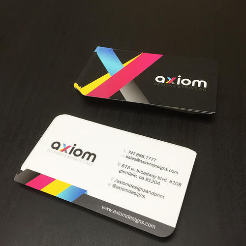 Offset printing visiting card at rs 150 piece visiting cards offset printing visiting card reheart Choice Image