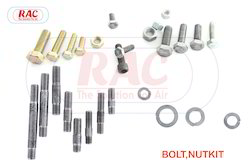 Air Compressor Bolt & Nut Set