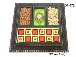 Chocolate and Dry Fruit Combo Tray