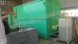 50KLD Effluent Treatment Plant