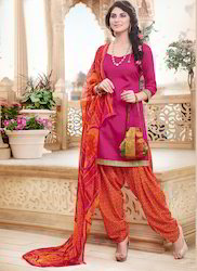 Ladies Patiala Salwar Suit