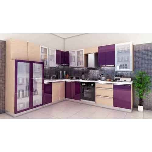 Designer Modular Kitchen At Rs 360 Square Feet: Modular Kitchen At Rs 850 /square Feet
