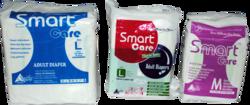 Smart Care Adult Diaper (Medium), Packaging Type: 120 Pcs Per Cartoon