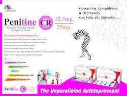 Paraoxetine 12.5 Mg CR