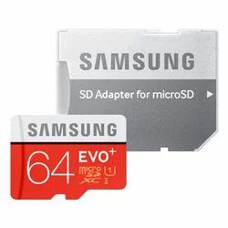 Samsung Evo Plus 64gb Memory Card