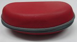 Mack red PU Eyewear Case