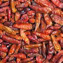 Dehydrated Red Chilly Pepper