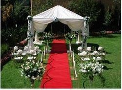 Nice Marriage Garden Interior Designing
