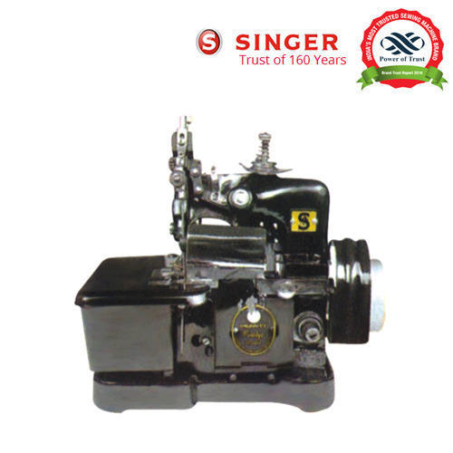 Merritt SemiAutomatic And Manual Fin Edge Over Lock Sewing Machine Adorable Overlock Sewing Machine Price India