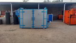 Cashew Dryer Insulated Broma
