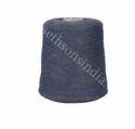 Black Polyester Wool Blend Yarn, For Garments