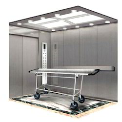 Huda Hospital Stretcher Lift
