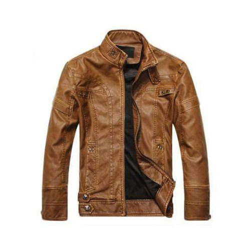 big selection of 2019 special buy durable in use Men''s Leather Jacket