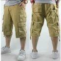 3/4th Mens Shorts