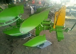 mechanical reversible plough automatic