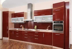 Delightful Laminated Modular Kitchen