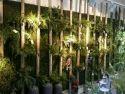 Hyperboles Artific Green Wall Vertical Garden