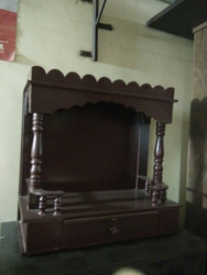 Wooden Tample