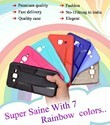 Leather Hd Mobile Back Cover