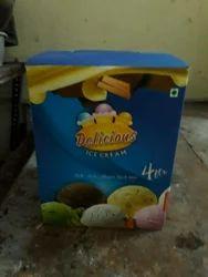 Deilcious Mango Ice Cream