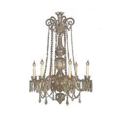 6 Light Medium Chandelier