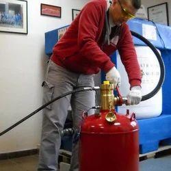FM200 Novec Fire Extinguishers Refilling Service - UL Approve Novec or HFC227ea