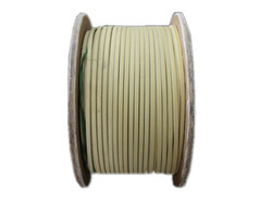 Double Glass Fibre Covered Strip Aluminium Wire