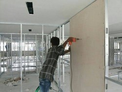 Contractor For Cement Sheet Partition Service Provider