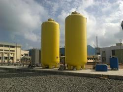 CO2 Storage Tank, Capacity: 1000-5000 L And 5000-10000 L