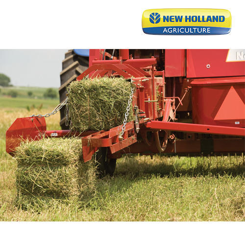 New Holland Square Baler BC5060 - CNH Industrial (India) Pvt  Ltd