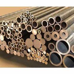 Round Anodized Aluminium Bronze Pipe