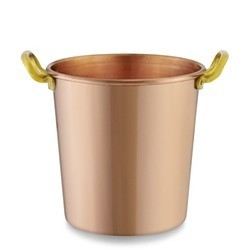 Gold/ Copper Ice Bucket NJO-4867
