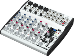 Eurorack UB1202FX- Audio Mixers