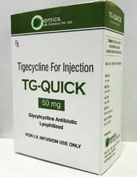 Tigecycline 50 Mg Inj
