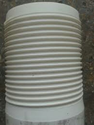 White PVC Pipes