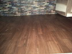 Wooden PVC Carpet