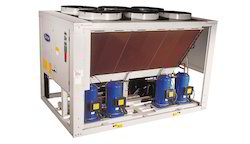 Air Cooled Scroll Chiller, For And Residential Use