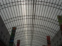 Polycarbonate Dome Roof Sheets